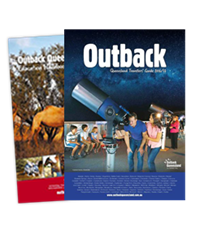 Outback Queensland Brochures